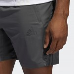AEROREADY 3-STRIPES 8-INCH SHORTS GRÁAR