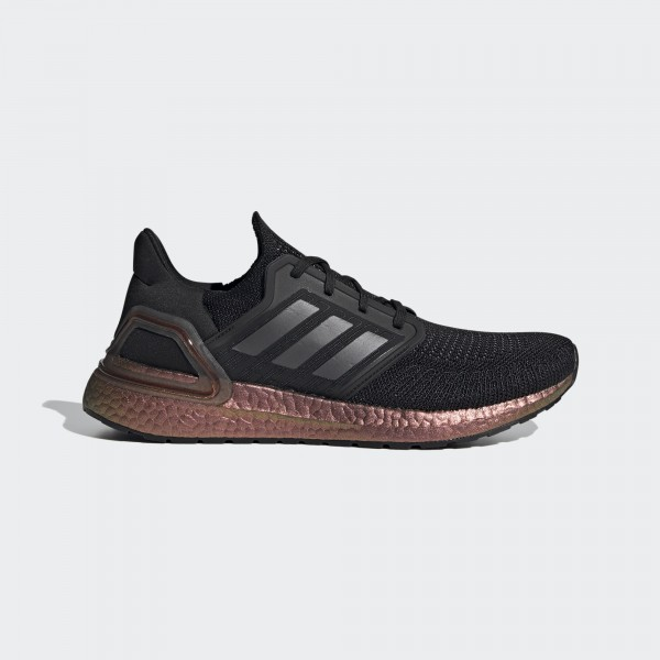ULTRABOOST 20 SHOES SVARTIR/KOPAR