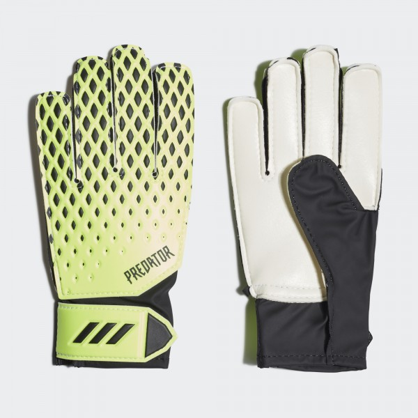 PREDATOR 20 TRAINING GLOVES GRÆNIR