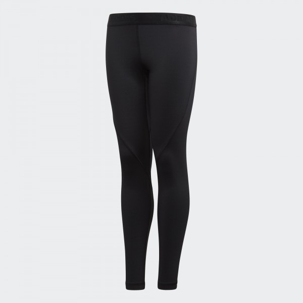 YOUTH ALPHASKIN SPORT LONG TIGHTS