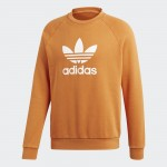 TREFOIL WARM-UP SWEATSHIRT