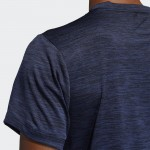 TECH GRADIENT T-SHIRT BLÁR
